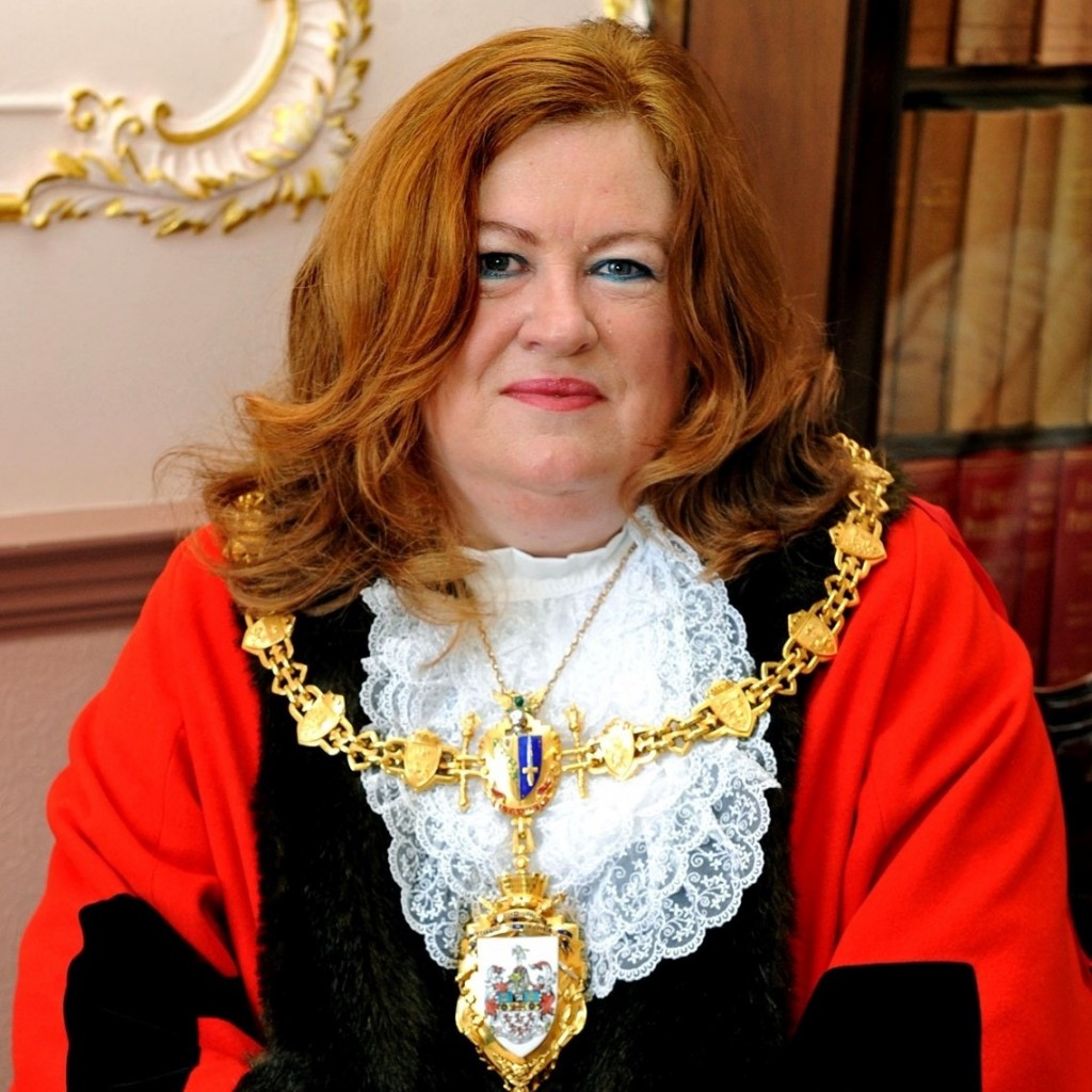 The Mayor Of Warrington
