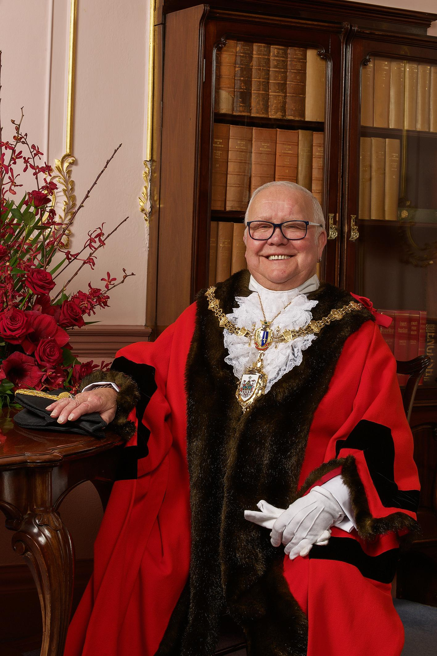 photo-of-the-mayor-cllr-les-morgan
