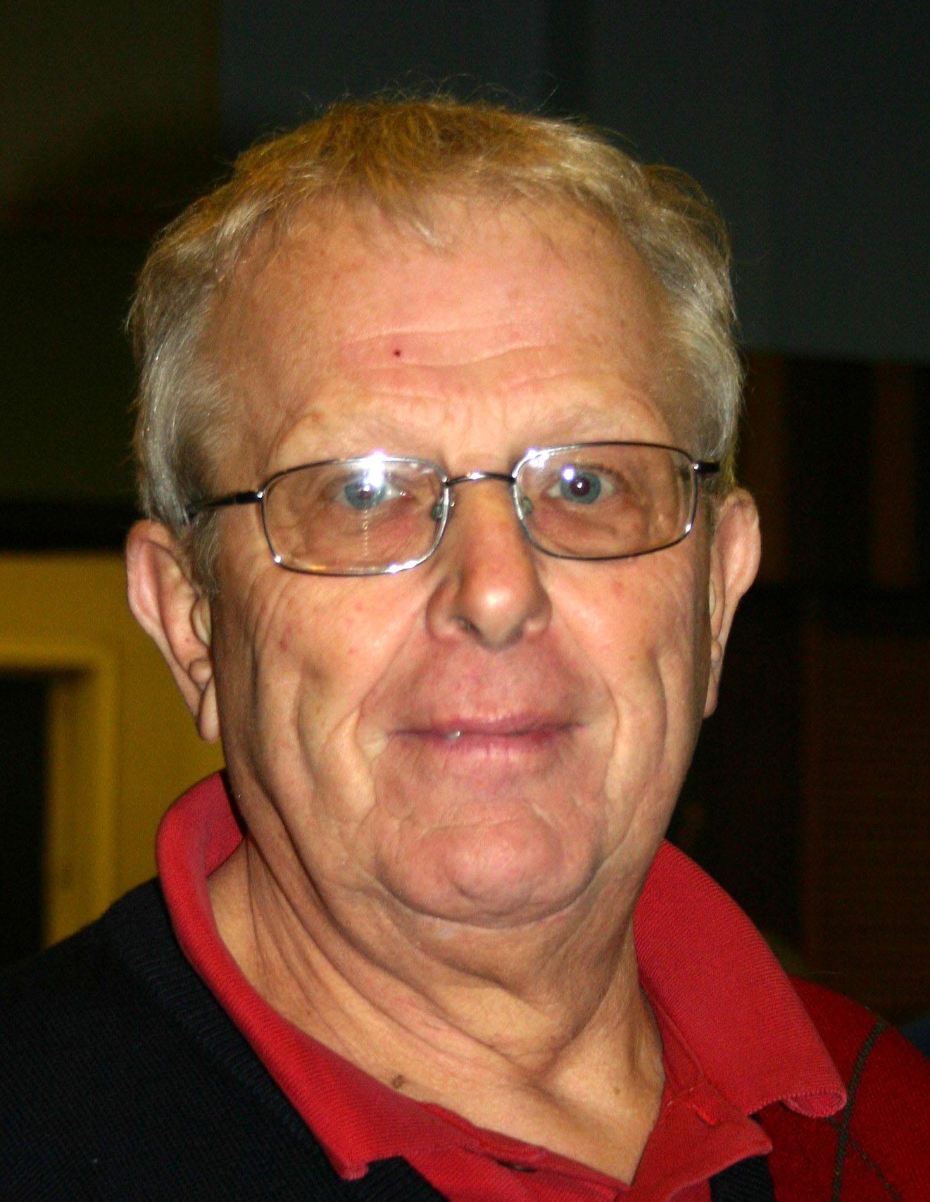B2 - John Moorfield
