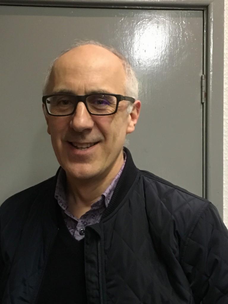 Ian Ormshaw