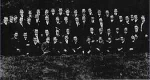Warrington Male Voice Choir, 1905