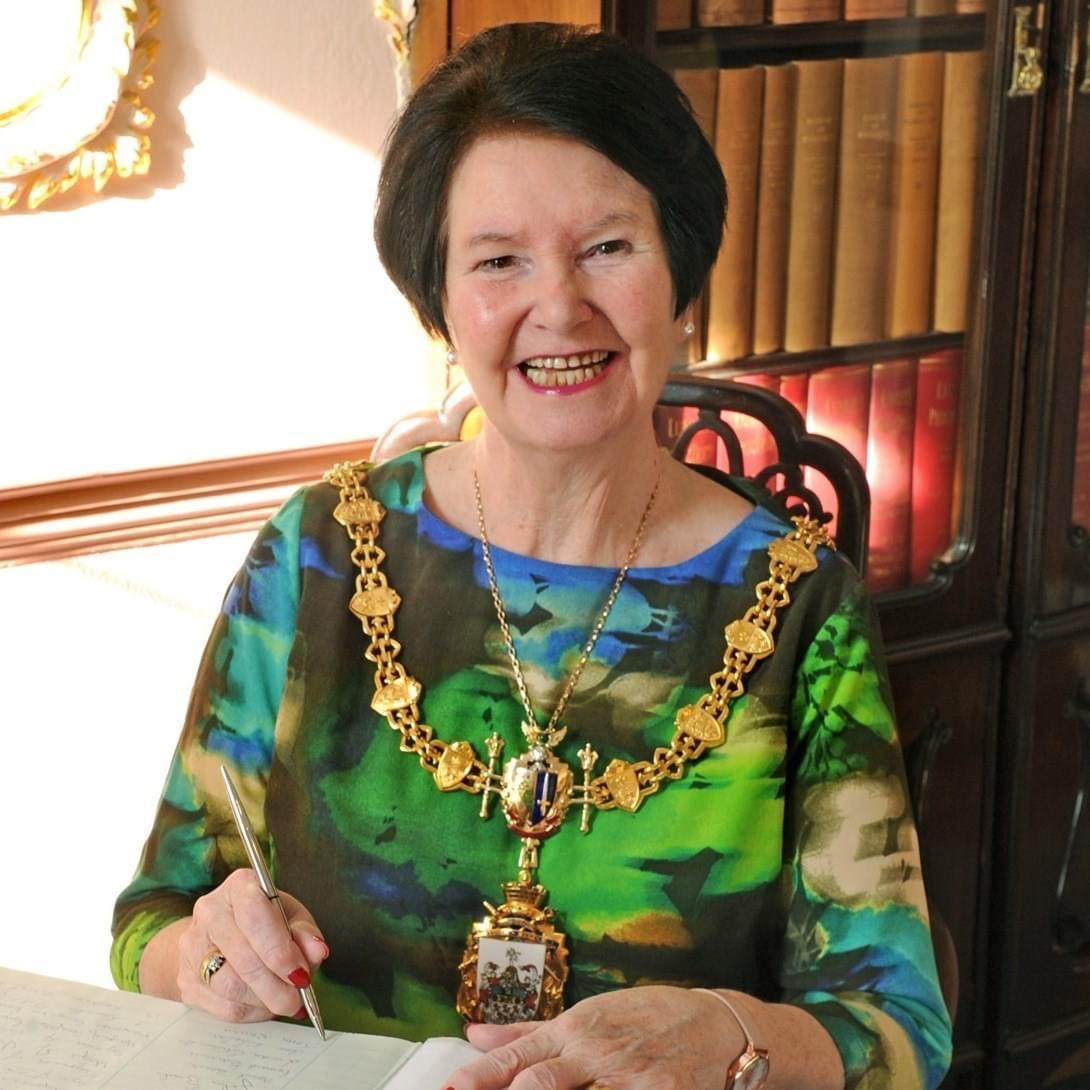 Mayor - 2020_2021 - Cllr Maureen Creaghan