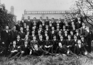 Warrington Apollo Male Voice Choir, 1904