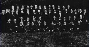 Warrington Male Voice Choir, 1905